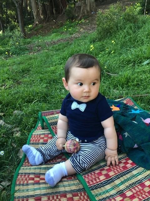 rio at park picnic w tie